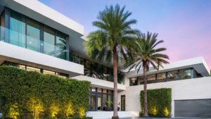 hibiscus island home designed by miami architecture studio Touzet Studio